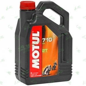 Масло Motul 710 2T Ester 4 литра