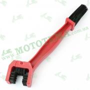 Щётка для чистки цепи и звёзд мотоцикла 'LIPAI'