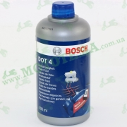Тормозная жидкость DOT-4 BOSCH 500ml