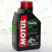 Масло трансмиссионное Motul Transoil Expert 10W40 минеральное 1 литр