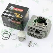 Цилиндр (комплект)  12ММ-палец  110cc AD-110 MOTOTECH TAIWAN
