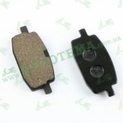 Колодки тормозные  задние  3KJ (TW)  MOTOTECH TAIWAN