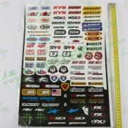 Наклейка A015 MOTOTECH