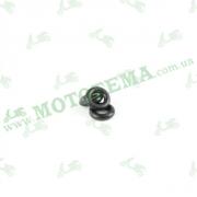 Кольцо уплотнительное резиновое Р4 (№007) размер 3,8*1,9 мм