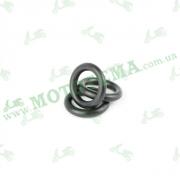 Кольцо уплотнительное резиновое Р10A (№110) размер 9,8*2.4 мм