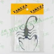 Наклейка Скорпион силикон (4735)