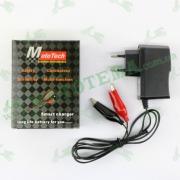 Зарядное устройство для аккумулятора 14V 1.2A MotoTech