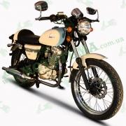 Мотоцикл ретро SkyBike CAFE-200 199 см.куб