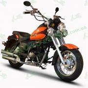 Мотоцикл чоппер SkyBike TC-200 197 см.куб