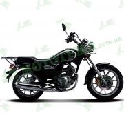 Мотоцикл JIANSHE JS125-6C Z6 чоппер