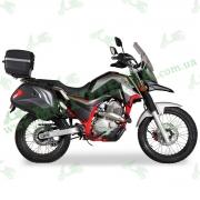 Мотоцикл туристический эндуро Shineray ELCROSSO 400