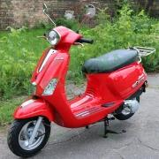 Скутер ретро 125 BRAVO