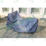 Чехол серый со стяжкой + сумка L