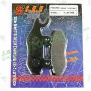 Колодки тормозные (диск)  GY6 50  ухо в право  `SEE Sheng-E`  ТАЙВАНЬ