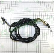 Трос газа (l - 200 см) ZW150T-2 VOLCAN