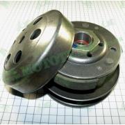 Вариатор задний (сцепление в сборе с колоколом) JIANSHE ZW50QT-7 EAGLE