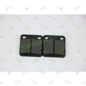 Колодки тормозные передние Bird/Burn 125/150