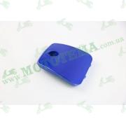 Крышка пластика руля левая Bird/Burn 125/150