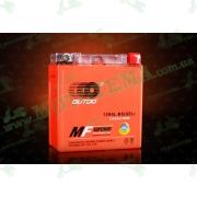 Аккумулятор 12v5a.h. Оранжевый ( размер JAWA ) OUTDO