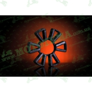 Демферная резинка звезды  JAWA-350