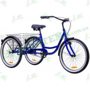 """Велосипед грузовой трёхколёсный AIST Cargo 1.0 26"""""""