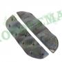 Резиновые накладки подножки задние (пара) Alpha