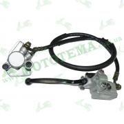 Система переднего гидравлического тормоза Viper Matrix 150сс