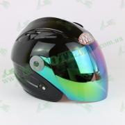 Шлем 613/210 (открытый/тонированое стекло)MotoTech