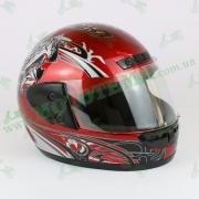 Шлем 101/501 (закрытый/белое стекло)Kurosawa