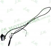 Дисковый тормоз задний (комплект) Viper STORM 150