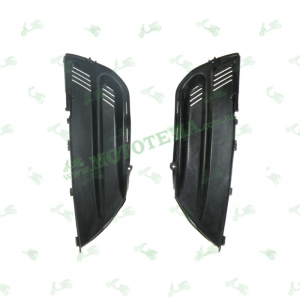Пластик вставка боковой панели Л+П Viper STORM 50/150