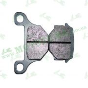 Колодки тормозные передние (дисковый тормоз) V150A/ZS150A