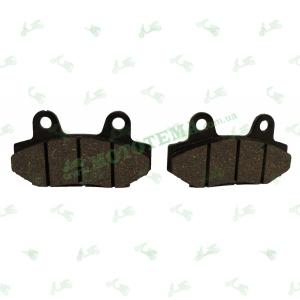 Колодки тормозные передние Viper V200-F2/V250-F2
