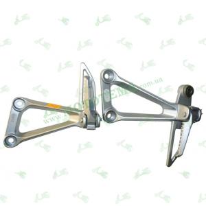 Подножки пассажирские задние (пара) Viper V200CR