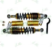 Амортизатор задний газовый 310мм (пара) ZS125J