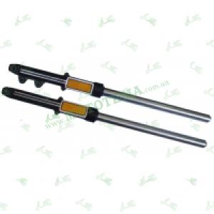 Передний амортизатор (дисковый тормоз) ZS125J NEW