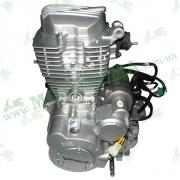 Двигатель в сборе + реверс YХ Viper ZUBR