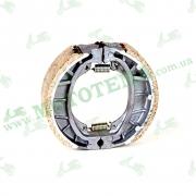 Колодки тормозные (барабан) задние MUSSTANG MT110-2B
