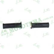 Ручки руля резиновые (пара) MT150-5