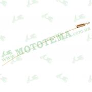 Пружина концевика (жабки) заднего тормоза MT150-5