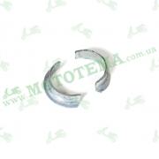 Пластина крепления глушителя MT150-6