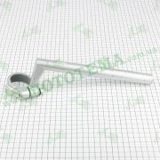 Рулевая труба (клипон) правая F5
