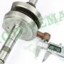 Коленчатый вал (коленвал) Jianshe JS250ATV-5