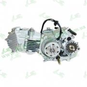 Двигатель в сборе 149cm (ZS150-G) -- X-PIT 150