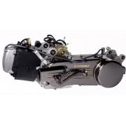 Двигатель 125-150cc (157QMJ,152QMI, GY6) 4T вариатор