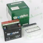 """Аккумулятор """"6"""" Skyrich YTZ7-SBS 12V 6 Ah 113/70/105 (130 cca) Heavy"""