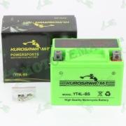 Аккумулятор 12V 4A (АКБ сухозаряженный) YT4L-BS 'KUROSAWA' M-T