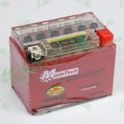 Аккумулятор гелевый (АКБ) iGEL 12V 4Ah YTX4L-BS c индикатором заряда 113x68x85mm