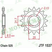 Звезда передняя JTF1537 15-525