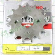 """Звезда передняя (ведущая) 428-15T Shineray XY150GY-10B Vista (162FMJ) """"CHOHO"""""""
